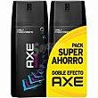 Desodorante para hombre Marine Pack 2x150 ml Axe