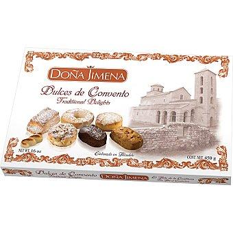 Doña Jimena Surtido de dulces de convento Estuche 450 g