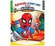 Aprendo a leer con Super hero adventures nivel 2, vv. aa. género: infantil. editorial marvel. Marvel