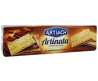 Artichoco Artiach Galletas Crujientes con Chocolate 175 gramos
