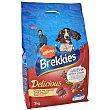 Pienso tender de buey para perro Saco 3 kg Brekkies Affinity