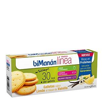 Bimanan Galletas de Limón con toque de Vainilla Dietéticas 187 g