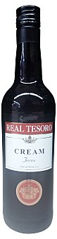 Real Tesoro Jerez cream Botella 750 cc