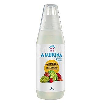 Amukina Desinfectante específico para frutas y verduras Bote 500 ml