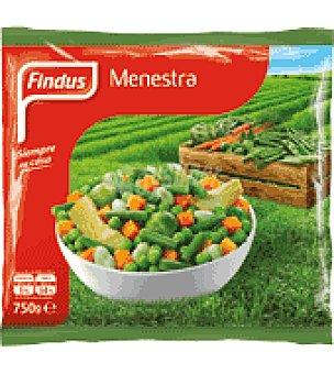 Findus Menestra de verduras 750 g