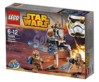 LEGO Juego de construcciones Star Wars Geonosis Troopers, 105 piezas, modelo 75089 1 unidad