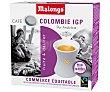 Café de Colombia espresso en cápsulas PUR arabica 16 uds Malongo