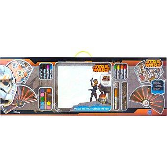 Cife Wars Mega Metro Rectangular Star 1 unidad