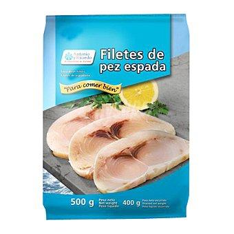 ANTONIO Y RICARDO Filetes de pez espada 500 g