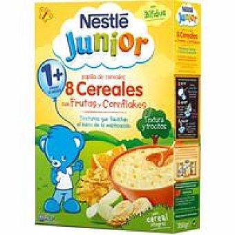 Junior Nestlé Papilla de frutos amarillos Caja 350 g