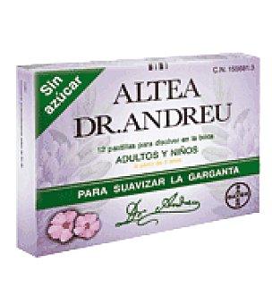 Bayer Dr Andreu Altea Comprimidos 12 ud