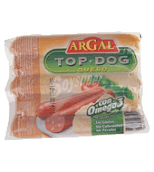 Argal Salchichas tipo viena top dog 850 g