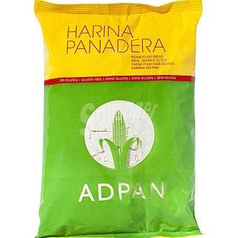 Adpan Harina panadera sin gluten y sin lactosa Envase 1 kg