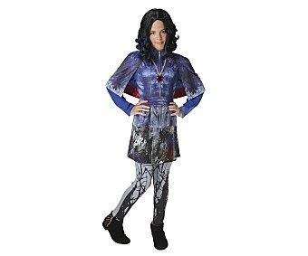 Rubie's Disfraz infantil Evie de Los Descendientes, Disney, talla XL, 10-11 años, Halloween rubie's.