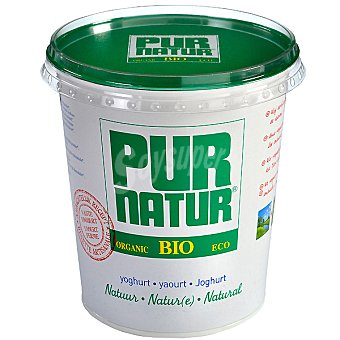 Pur Natur Yogur bio natural plástico 750 g