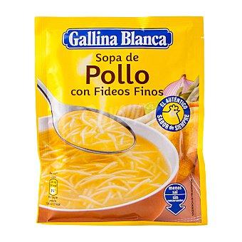 Gallina Blanca Sopa de pollo con fideos finos Sobre de 71 g