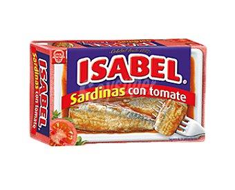 Isabel Sardina tomate Lata de 81 g