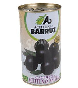 Barruz Aceituna perla negra  Lata 150 g