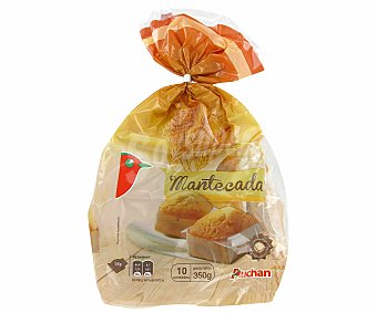 Auchan Mantecadas 350 Gramos