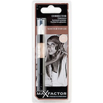Max Factor Mastertouch 303 Pack 1 unid