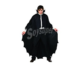 HAUNTED HOUSE Capa para disfraz de vampiro adulto Capa vampiro adulto