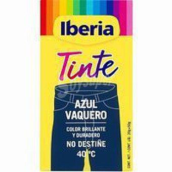 Vaquero Tinte azul Iberia 1 unidad