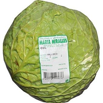 María Miralles Col Mallorquina - Peso Aproximado Pieza 1 kg