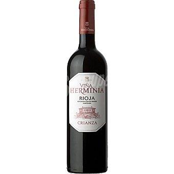 VIÑA HERMINIA Vino tinto crianza D.O. Rioja  Botella de 75 cl