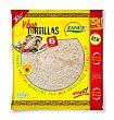 Wraps tortitas 375 g Zanuy