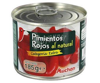 Auchan Pimientos Rojos Categoría Extra 125 Gramos