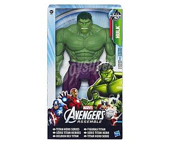 Marvel Figura de Hulk articulada de 30 centimetros de alto, Los Vengadores 1 Unidad