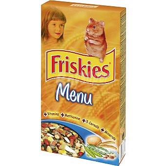 Friskies Purina Alimento para hamster Menú Paquete de 400 g