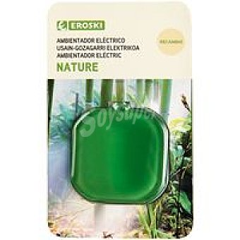Eroski Ambientador eléctrico nature 1 unid