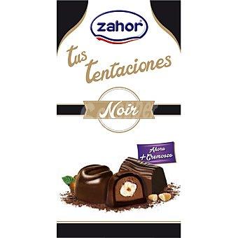Zahor Selección noir surtido de bombones de chocolate negro Bolsa 120 g