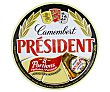 Queso en porciones camembert 8 uds Président