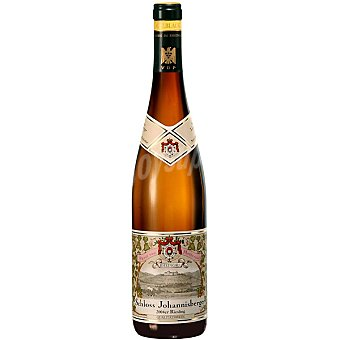 JOHANNISBERGER Vino blanco riesling gelblack Alemania Botella 75 cl