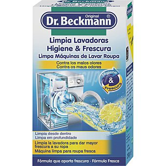 Dr. Beckmann Limpia lavadoras Higiene & Frescura en polvo 250 g