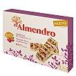 Barritas de almendras con chocolate blanco y frutos rojos sin gluten 125 g El Almendro