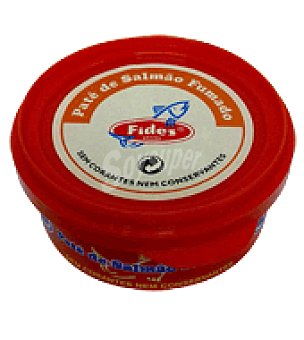Barrero Pate files salmon ahumado 85 g