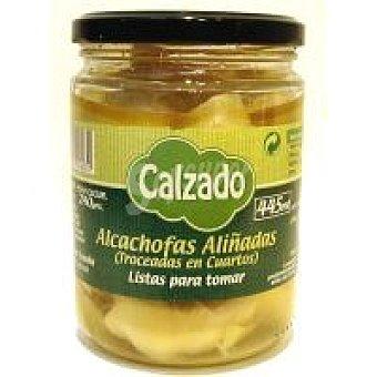 CALZADO Alcachofa aliñada Tarro 240 g