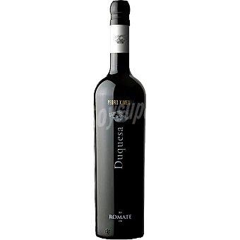 DUQUESA vino dulce Pedro Ximénez reserva especial  botella 75 cl