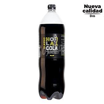 DIA Refresco de cola hola cola Botella 2 lt