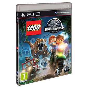 PS3 videojuego Lego Jurassic World  1 Unidad