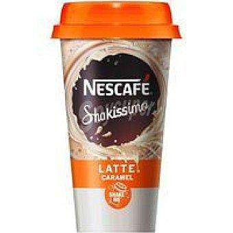 Nescafé Nescafé Shakissimo de caramelo Vaso 190 ml