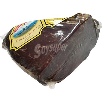 Cecinas pablo Cecina curada peso aproximado taco 700 g