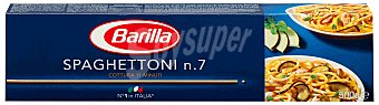 Barilla Spaguettoni nº7 caja 500 g
