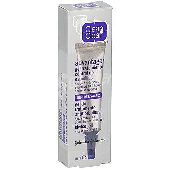 Clean & Clear Gel Anti Espinillas Acción Rápida Advantage 15 Mililitros