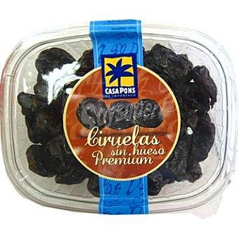 PONS Ciruelas pasas sin hueso Tarrina 500 g