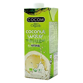 Cocomi Agua de coco ecológica sin gluten Brik 1 l