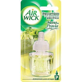 Air Wick Ambientador eléctrico Heno de Pravia recambio 1 unid